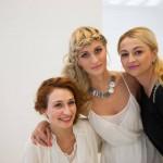 svečane frizure - snimanje za RTL Sve u 6