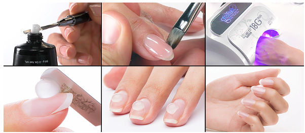 gelish-polygel