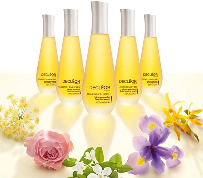 aromatični ritual za lice Decleor beauty centar chiara