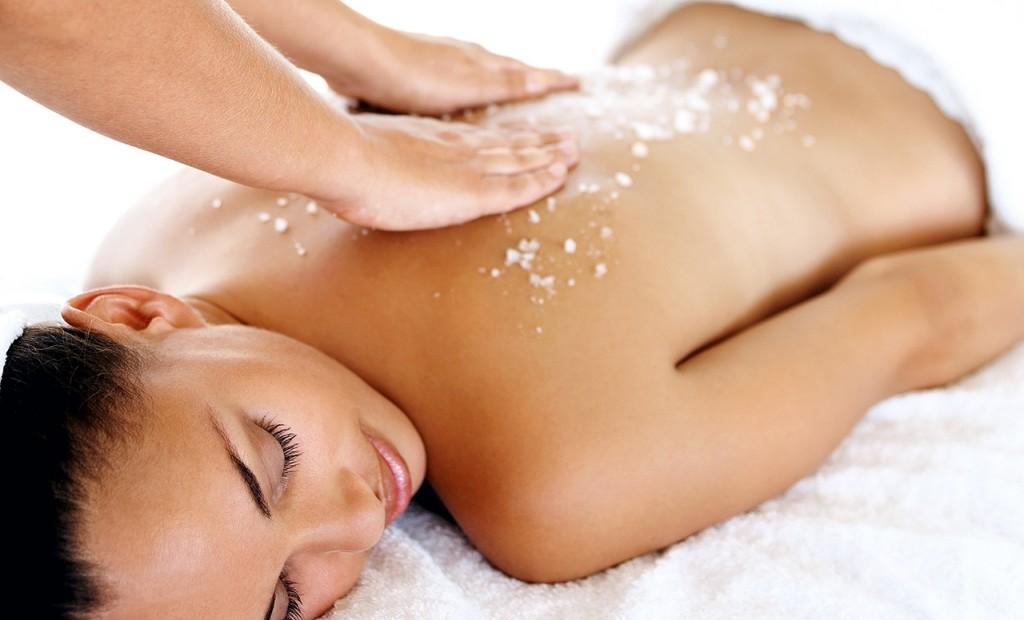 Relax masaže sa pilling efektom