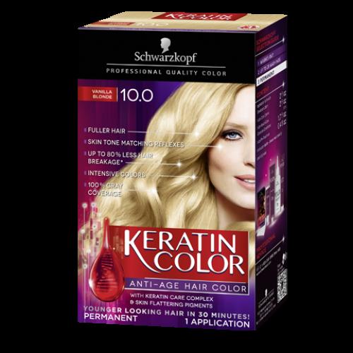 10.0 Vanilla Blonde