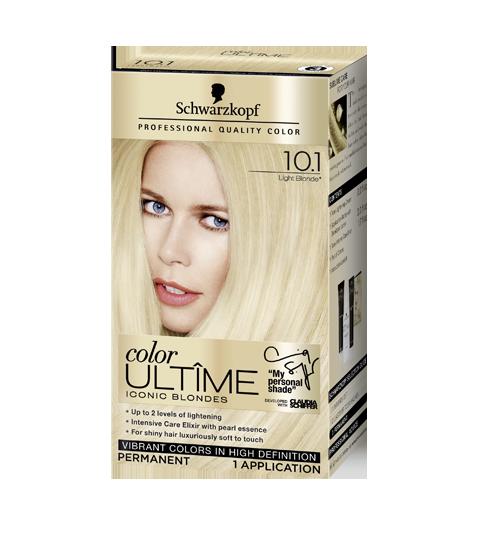 10.1 Light Blonde